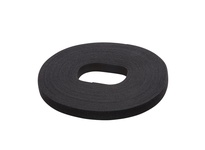 NSI V900 75FT ROLL BLACK VELCRO CABLE TIE (NOT PERFORATED)