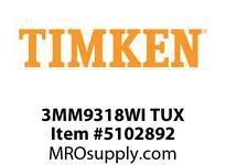 TIMKEN 3MM9318WI TUX Ball P4S Super Precision