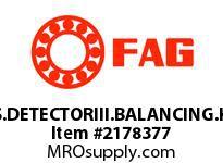 FAG FIS.DETECTORIII.BALANCING.KIT FIS product-misc