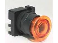 WEG L220VI Neon 220 VAC/VDC Bulb Pushbuttons
