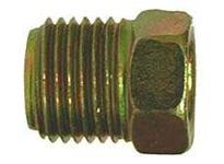 MRO 12092 1/4 INVERTED FLARE STEEL PLUG (Package of 10)