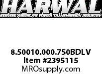 Harwal 8.50010.000.750BDLV 8.500 x 10.000 x .750BDL FPM