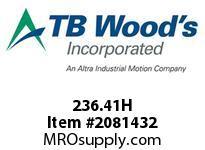 TBWOODS 236.41H OLDHAM DISC 41
