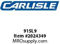 Carlisle 915L9 Vee Rib L Carlisle