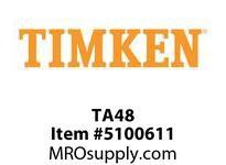 TIMKEN TA48 SRB Plummer Block Component