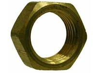 MRO 18099 3/8 BULKHEAD COMPRESSION NUT