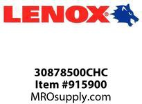 Lenox 30878500CHC KITS-500CHC CARBIDE HOLE CUTTER KIT-500CHC CARBIDE HOLE CUTTER KIT- CARBIDE HOLE CUTTER KIT-500CHC CARBIDE HOLE CUTTER KIT-