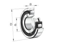 FAG 20212K.T.C3 BARREL ROLLER BEARINGS