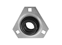 AMI KHPFT206-18 1-1/8 NARR ECCENTRIC COLLAR PRESSED NARROW/3-BOLTPRESSED STEEL FLANGE UNIT