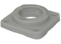EDT PA4GE5-1-1/4 POLY-ROUND SOLUTION(R) FLANGE
