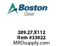 BOSTON 209.27.X112 NONE UNILAT COUPLING