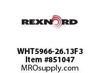 REXNORD WHT5966-26.13F3 WHT5966-26.125 F3 T4P SP CONTACT PLANT FOR ACCURATE DESCRIPT