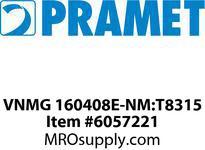 VNMG 160408E-NM:T8315