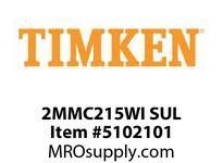 TIMKEN 2MMC215WI SUL Ball P4S Super Precision