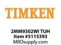 TIMKEN 2MM9302WI TUH Ball P4S Super Precision