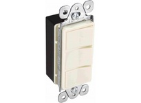 Orbit 3DS15-I 15A TRIPLE COMB. DECOR. SWITCH - IVORY