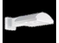 RAB WPLED4T78W/PCS2 LPACK WALLPACK 78W TYPE IV COOL LED + 277V PCS WHITE