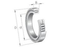 INA SL181888E Cylindrical roller bearing-full com