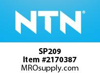 NTN SP209 Stainless Housing