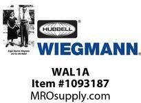 WIEGMANN WAL1A HANDLEPADLOCKING1-PT.