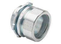"Bridgeport 251-USI 3/4"" USA INS steel compression connector"