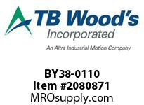 TBWOODS BY38-0110 CPL BY38 D1.37 178X42M