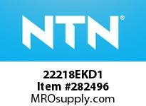 NTN 22218EKD1 SPHERICAL ROLLER BRG D<=203.2