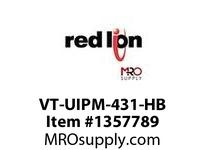 VT-UIPM-431-M 8DI4DO2AI0AO2RS232+1RS485