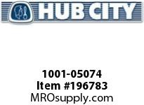 HUBCITY 1001-05074 PB251HWX2-1/4 PILLOW BLOCK BEARING