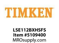 TIMKEN LSE112BXHSFS Split CRB Housed Unit Assembly