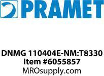 DNMG 110404E-NM:T8330