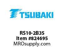 US Tsubaki RS10-2B35 10-2B35 20MM SB DBL HT
