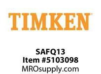 TIMKEN SAFQ13 Split CRB Housed Unit Component