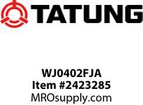 Tatung WJ0402FJA 40 HP 3600 RPM 324JM FRAME Epact 96 F/L AMPS 91.7 NOM>3:3EFF>3 TEFC JM Frame 60hz 208-230/460v Hor