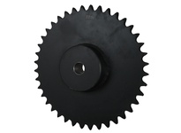 16C76 Metric C Hub Roller Chain Sprocket