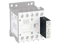 WEG VRC0-2E34 BLK VAR 50-127VAC 60-180VDC Contactors