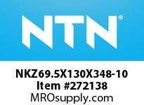 NTN NKZ69.5X130X348-10 MACHINED RING NRB(RACE)