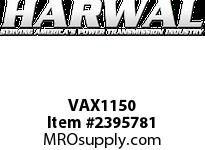 Harwal VAX1150 VAX-1150 NBR V-RING