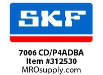 SKF-Bearing 7006 CD/P4ADBA