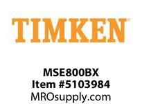 TIMKEN MSE800BX Split CRB Housed Unit Component