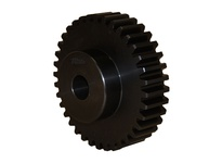 S648 Degree: 14-1/2 Steel Spur Gear