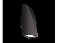 RAB SLIM12/PC2 SLIM 12W COOL LED 277V PC WALLMOUNT BRONZE
