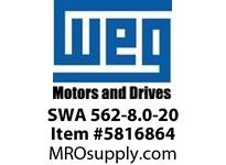 SWA 562-8.0-20