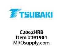 US Tsubaki C2062HRB C2062H RIVETED LG.