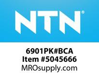 NTN 6901PK#BCA COMBINED BEARINGS COMBINED BEARING - OTHER