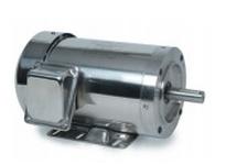 191949.00 1/2HP 1800RPM 56HC TEFC 230/460V 3PH 60Hz Cont 40C 1.15SF RIGID C FACE STAINLESS STEEL