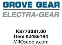 Grove-Gear K8773081.00 Gear Reducer