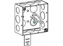 Orbit 4SDB-50/75-PT-BSA 4S 2-1/8^ DEEP BOX WITH P-TAIL & BACK SUPPORT
