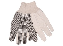 MCR 8808 Dotted Cotton Canvas Clute Standard Weight Knit Wrist