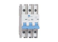 WEG UMBW-4B3-10 MCB 489 480VAC B 3P 10A Miniature CB